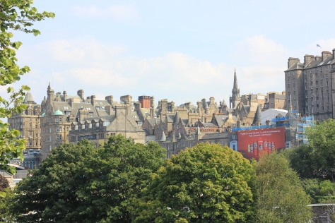 Edinburgh's Historic Centre